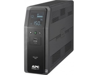 $48 off APC Back-UPS Pro 1500VA Battery Back-Up System