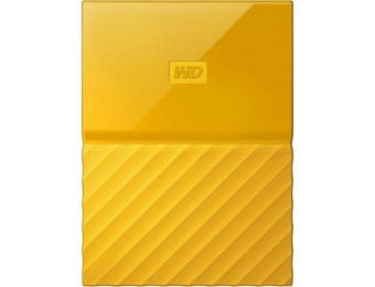 39% off WD 1TB My Passport Portable USB 3.0 Hard Drive