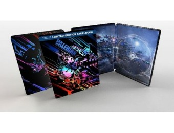 50% off Valerian and the City of a Thousand Planets (Blu-ray/DVD)