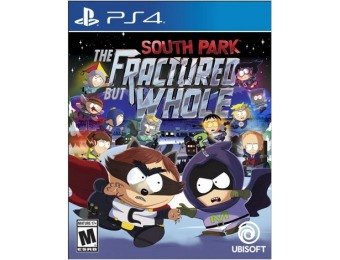 67% off South Park: The Fractured But Whole - PlayStation 4