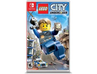 67% off Lego City: Undercover Nintendo Switch