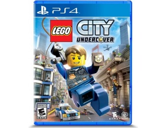 67% off Lego City Undercover PlayStation 4