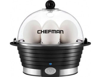 75% off Chefman Electric Egg Cooker