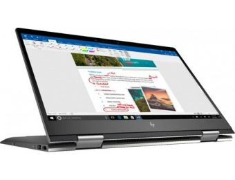 "$150 off HP Envy x360 2-in-1 15.6"" Touch-Screen Laptop"