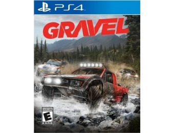 75% off Gravel - PlayStation 4