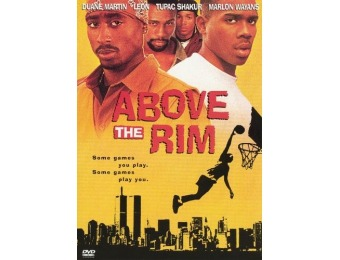 33% off Above the Rim (DVD)