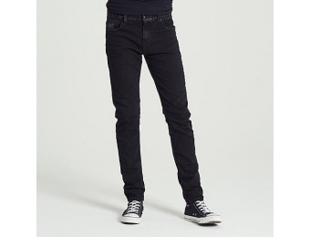83% off Adam Levine Men's Roadie Real Skinny Jeans - Washed Black