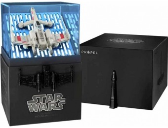 $110 off Propel Star Wars T-65 X-wing Starfighter Quadcopter