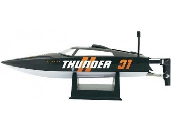 89% off Snakebyte ZA0100 Thunder #01 Speed Boat