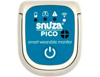 $50 off Snuza Pico Portable Smart Wearable Monitor