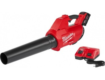 $110 off Milwaukee M18 Fuel 120 MPH 18V Lithium Ion Blower Kit
