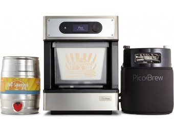 $519 off PicoBrew Pico Classic Craft Beer Brewing Appliance