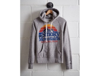 50% off Tailgate Women's Smoky Mountains National Park Hoodie