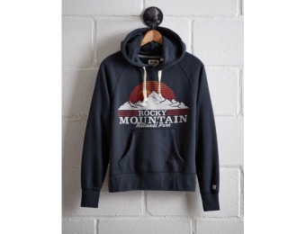 50% off Tailgate Women's Rocky Mountain National Park Hoodie