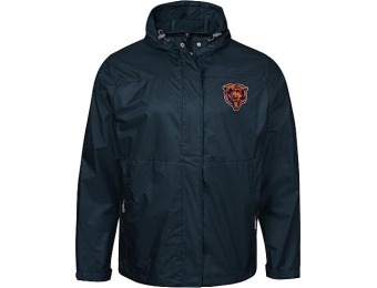 88% off NFL Men's Full-Zip Jacket - Chicago Bears