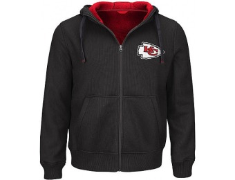 88% off NFL Men's Graphic Hoodie - Kansas City Chiefs