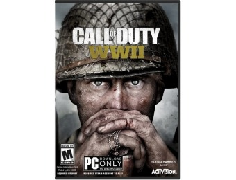 33% off Call of Duty: WWII - PC Game
