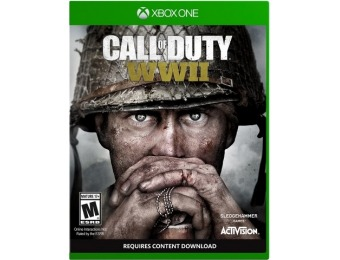 33% off Call of Duty: WWWII - Xbox One