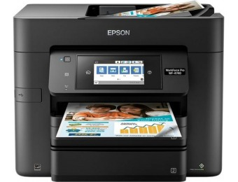 $150 off Epson WorkForce Pro WF-4740 Wireless All-In-One Printer