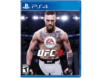 67% off UFC 3 - PlayStation 4
