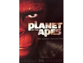 67% off Planet of the Apes Legacy Boxset (DVD)