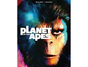 50% off Planet of the Apes (Blu-ray) [1968]