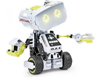 $86 off Meccano M.A.X Robotic Interactive Toy with AI