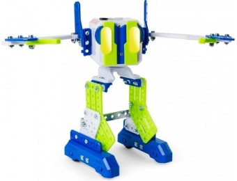 56% off Meccano Micronoid Code Zapp Programmable Robot Kit