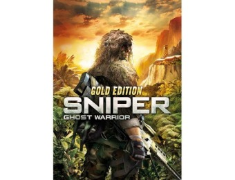 84% off Sniper Ghost Warrior Gold Edition [Online Game Code]
