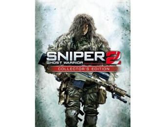 80% off Sniper: Ghost Warrior 2 Collector's Edition (PC)