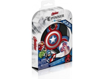 94% off Zuru Marvel Fidget Spinner