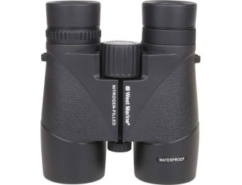 74% off West Marine Lake Tahoe 8 x 32 Waterproof Binoculars