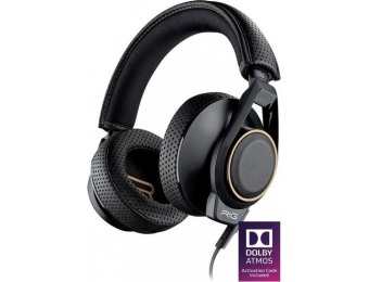 $50 off Plantronics RIG 600 Wired Dolby Atmos Gaming Headset