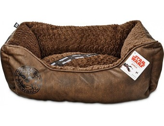 57% off Star Wars Chewbacca Box Pet Bed