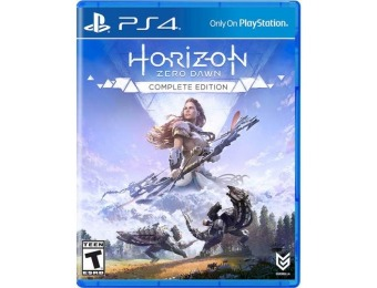 $10 off Horizon Zero Dawn: Complete Edition - PlayStation 4