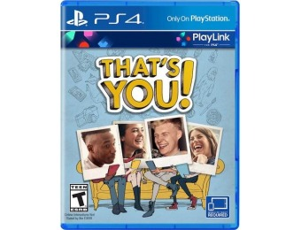50% off That's You! - PlayStation 4