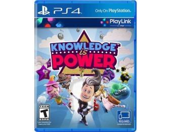80% off Knowledge is Power - PlayStation 4