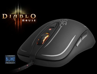 72% off SteelSeries Diablo III Gaming Mouse #62151