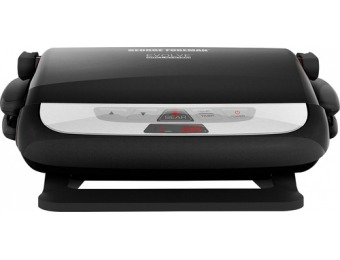 42% off George Foreman Countertop Indoor Electric Grill