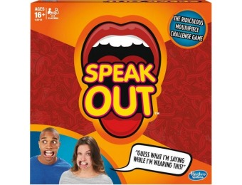 30% off Hasbro Speak Out Game