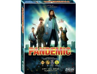 $17 off Z-man Games Pandemic Board Game
