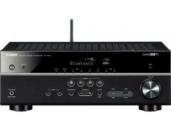 $100 off Yamaha 5.1-Ch. Network-Ready 4K Ultra HD A/V Receiver