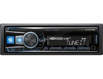 $85 off Alpine UTE iPod and Satellite Radio In-Dash Receiver