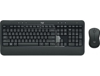 47% off Logitech MK540 Advanced Wireless Keyboard & Mouse