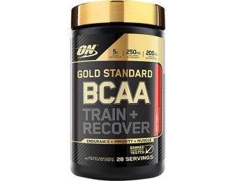 64% off Optimum Nutrition Gold Standard BCAA