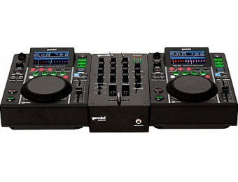 $500 off Gemini MDJ-500 Performance Pack: Mixer, Mic, Headphones