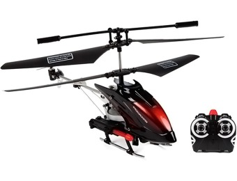 69% off Gyro Metal F305 Missile Shooting 3.5CH RC Helicopter