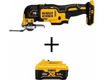 $146 off DEWALT 20V Max Lithium-Ion Oscillating Multi-Tool