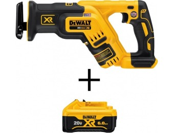 $146 off DEWALT 20V MAX XR Li-Ion Brushless Reciprocating Saw