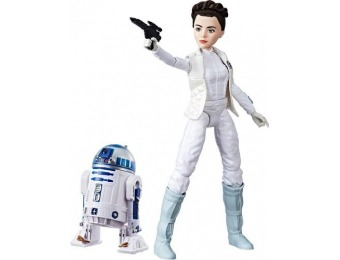 74% off Star Wars Princess Leia and R2-D2 Adventure Set
